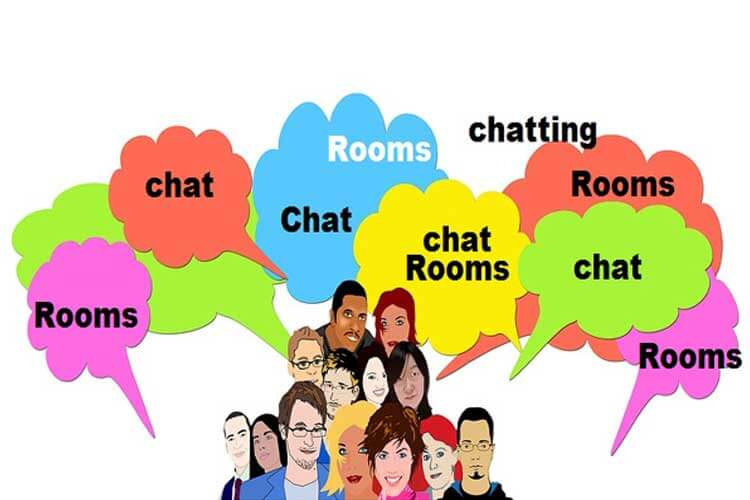 church point chat rooms With the dangers of internet chatrooms at the forefront of debate, peter  and  most do not belong to a church or other religious organisation so.