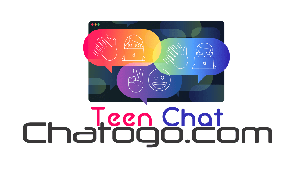 A teen chat room